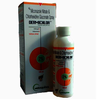 Dermichlor Spray-Michonazole Nitrate2%+Chlorohe