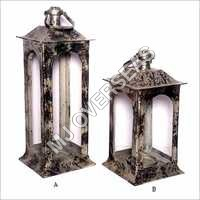 Aluminum Candle  Lanterns