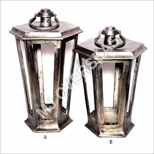 Outdoor Aluminum Lanterns