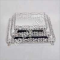 Fancy Crystal Tray