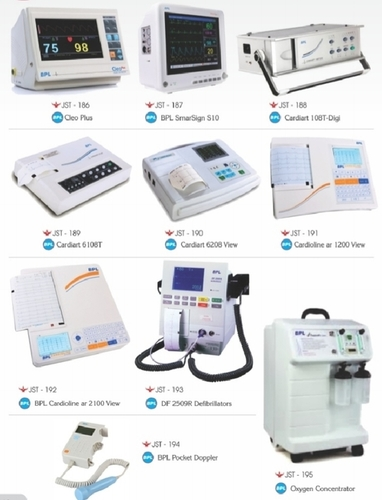 BPL Electro Medical Equipment