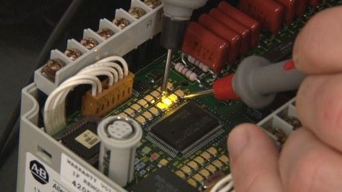 PLC Controller Repairing