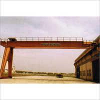 20 Ton Semi Portal Crane