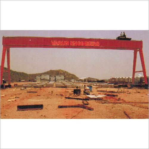 20 Ton DG Gantry Crane