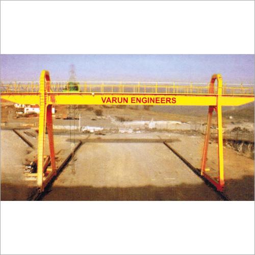 25 Ton DG Gantry Crane