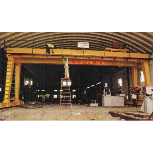 10 Ton DG Gantry Crane