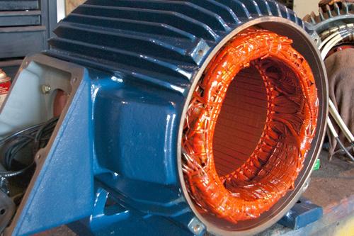 AC Motor Controller Repairing