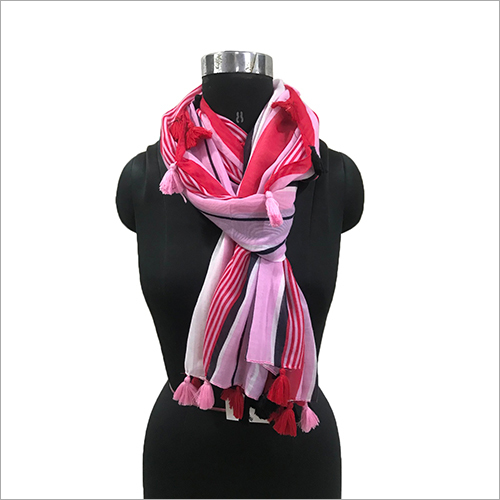 Ladies Tassel Scarves