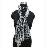 Ladies Viscose Printed Scarves