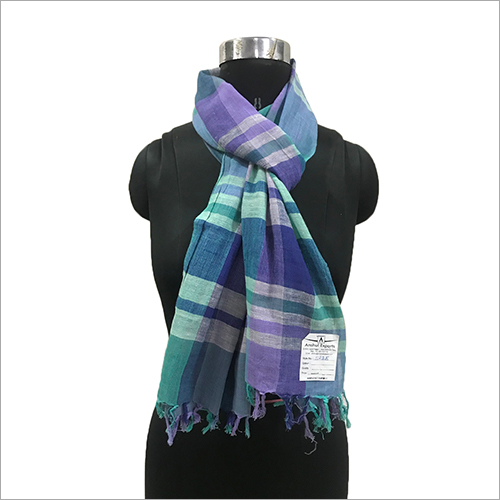 Ladies Yarn Dyed Scarves