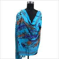 Ladies Viscose Printed Shawls