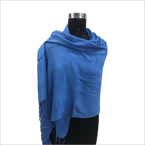 Ladies Viscose Twill Plain shawls