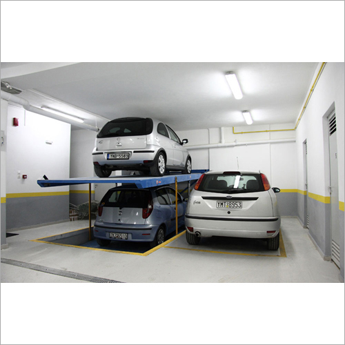 2 Level Parking System