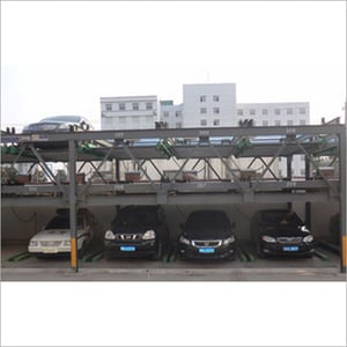 Horizontal Circulation Type Car Parking System