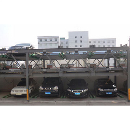Horizontal Circulation Type Car Parking System