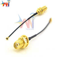 Cable SMA Female Bulkhead to UFL.IPX