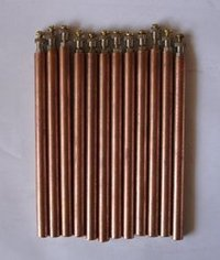 COPPER ROD, With Terminal