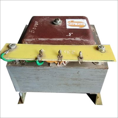 Resin Cast Single Phase Control Transformer