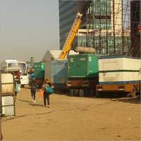 Industrial Diesel Generator Hiring Service