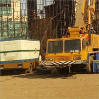 Industrial Diesel Generator Rental Service