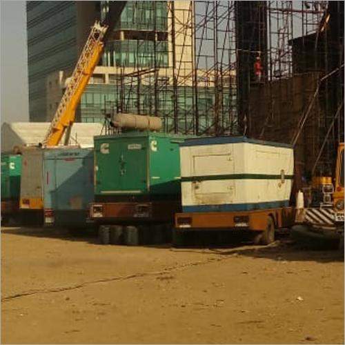 Diesel Generator Hiring Service