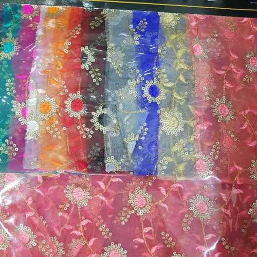 Kesari embroidery