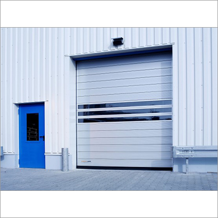 High Speed Performance Doors