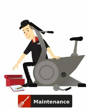 gym servicing & maintenance