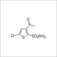 3-acetyl-5-chlorothiophene-2-sulfonamide