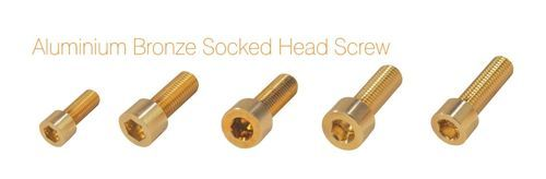 Aluminum Bronze Socket Head Screw