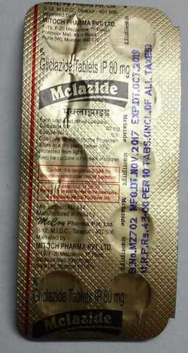 Gliclazide Tablets