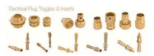 Electrical Plug Toggles Inserts