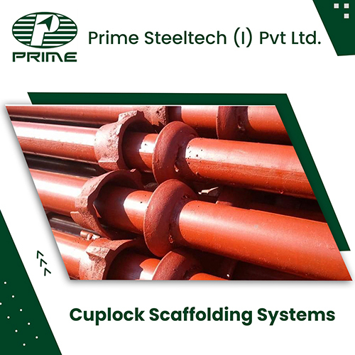 Cuplock Scaffold Systems