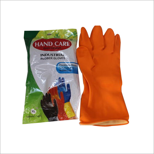 Hand Care Industrial Rubber Glove