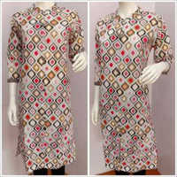 Stylish Ladies Printed Kurtis