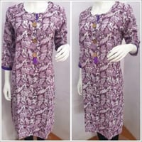 Stylish Ladies Cotton Kurti