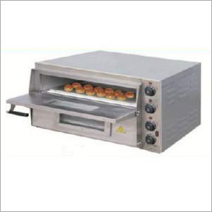 Two Deck Pizza Oven With Stone