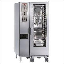 Self Cooking Combi Oven