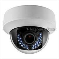 White Dome Camera