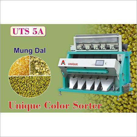 Moong Dal Sorter Machine