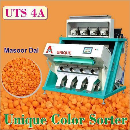 Pulses Color Sorter