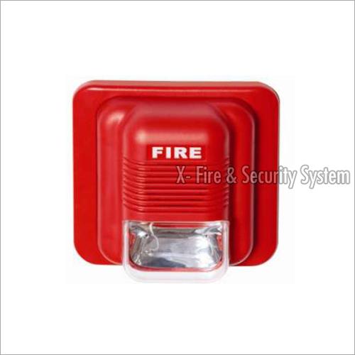 Fire Alarm Strobe Hooter