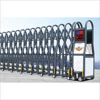 Fashion Series Automatic Retractable Gate