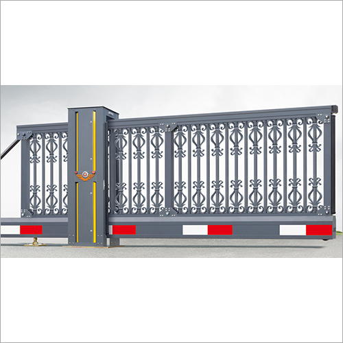 Suspended Sliding Gate