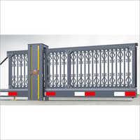 Suspended Sliding Gate