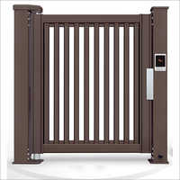 Residential Small Advertising Gate