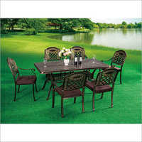 Aluminum Outdoor Leisure Table And Chair