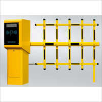Parking LED Display Control System