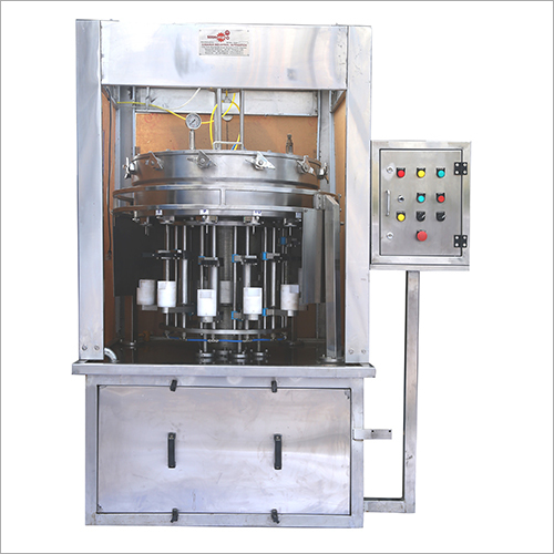 12 Head Glass Bottle Filler Machine