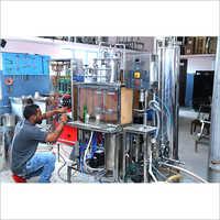 6 BPM  Glass Bottle Wiring Work